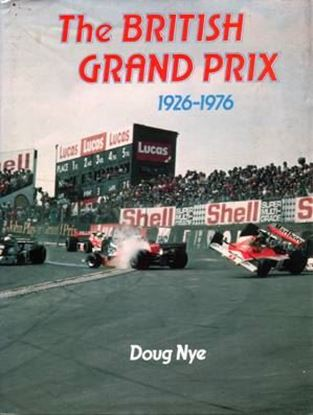 Immagine di THE BRITISH GRAND PRIX 1926 - 1976