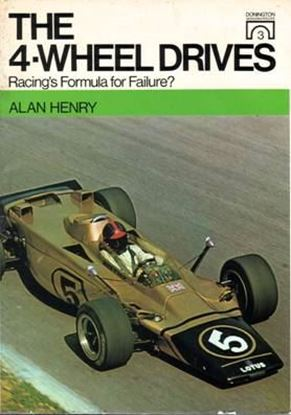 Picture of THE 4 WHEEL DRIVERS: RACING'S FORMULA FOR FAILURE