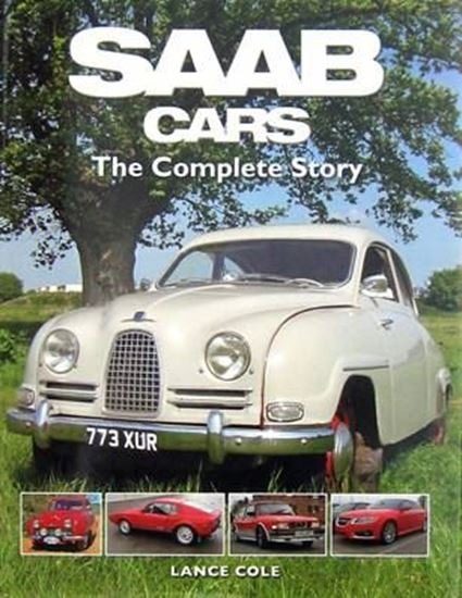 Immagine di SAAB CARS THE COMPLETE STORY