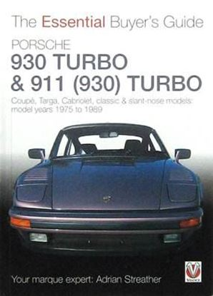 Picture of PORSCHE 930 TURBO & 911 (930) TURBO): THE ESSENTIAL BUYER'S GUIDE