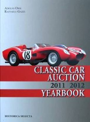 Picture of CLASSIC CAR AUCTION 2011-2012 YEARBOOK