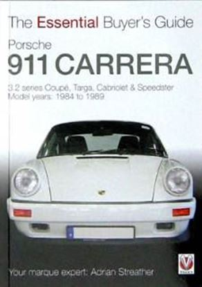 Immagine di PORSCHE 911 CARRERA THE ESSENTIAL BUYER'S GUIDE
