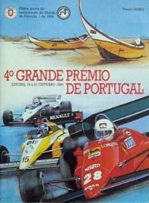 Picture of 4° GRANDE PREMIO DE PORTUGAL 1984
