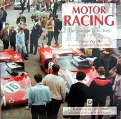 Immagine di MOTOR RACING THE PURSUIT OF VICTORY 1963-1972
