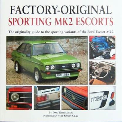 Picture of FACTORY-ORIGINAL SPORTING MK2 ESCORTS