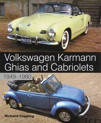 Immagine di VW KARMANN GHIAS AND CABRIOLETS 1949-1980