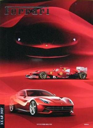 Immagine di FERRARI ANNUARIO 2012-THE OFFICIAL FERRARI MAGAZINE 19/DEC 2012