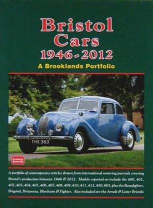 Picture of BRISTOL CARS 1946-2012: A BROOKLANDS PORTFOLIO