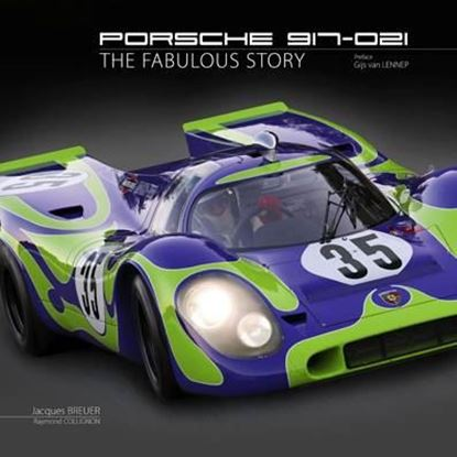 Immagine di PORSCHE 917-021 THE FABULOUS STORY