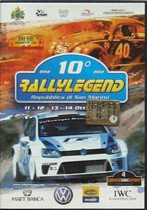 Picture of 10° RALLYLEGEND 11-12-13-14 OTTOBRE 2012 (Dvd)
