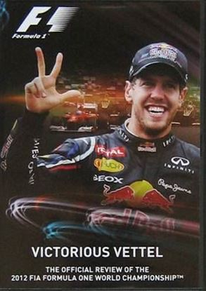 Immagine di FORMULA 1 2012 SEASON REVIEW VICTORIOUS VETTEL (2 DVD)