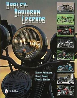 Immagine di HARLEY DAVIDSON LEGENDS