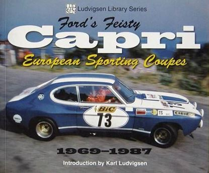 Immagine di FORD'S FEISTY CAPRI EUROPEAN SPORTING COUPES 1969-1987