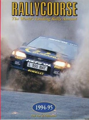 Picture of RALLYCOURSE 1994-1995 VOL.13