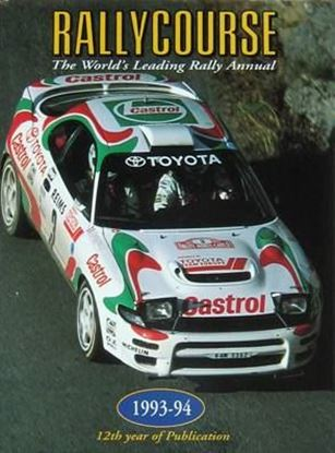 Picture of RALLYCOURSE 1993-1994 VOL.12