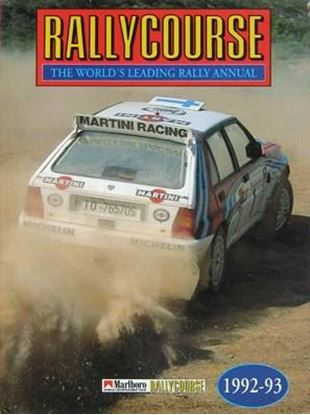 Picture of RALLYCOURSE 1992-1993 VOL.11