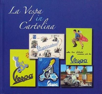 Picture of LA VESPA IN CARTOLINA