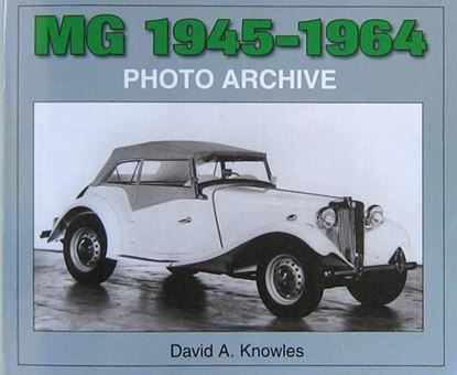 Picture of MG 1945-1964 PHOTO ARCHIVE