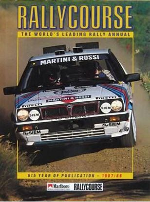 Picture of RALLYCOURSE 1987-1988 VOL.6