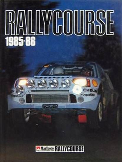 Picture of RALLYCOURSE 1985-1986 VOL.4