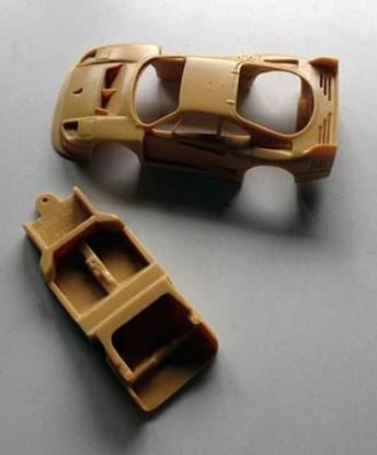 Picture of MODELLINO FERRARI F40 LM - 1/32