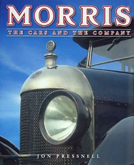 Picture of MORRIS: THE CARS AND THE COMPANY