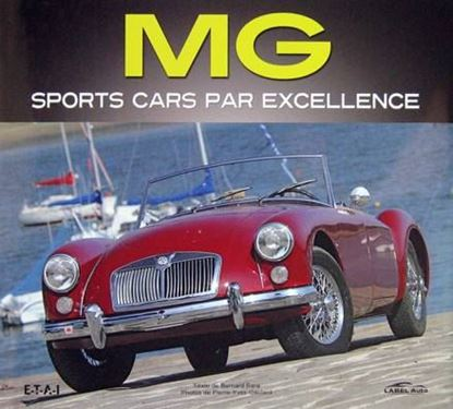 Picture of MG, SPORTS CARS PAR EXCELLENCE
