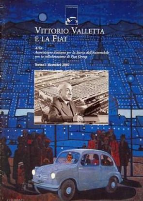Picture of VITTORIO VALLETTA E LA FIAT