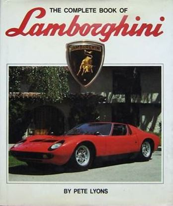 Picture of THE COMPLETE BOOK OF LAMBORGHINI