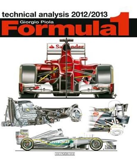 Picture of FORMULA 1 2012-2013 TECHNICAL ANALYSIS