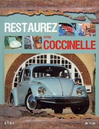 Picture of RESTAUREZ VOTRE COCCINELLE