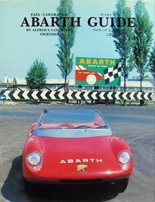 Picture of FAZA CAR GRAPHIC ABARTH GUIDE