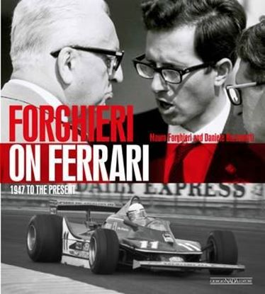 Picture of FORGHIERI ON FERRARI 1947 TO THE PRESENT- COPIA FIRMATA DA M. FORGHIERI! / SIGNED COPY BY M. FORGHIERI!