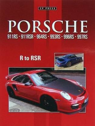 Immagine di PORSCHE 911RS 911RSR 964RSR 993RS 996RS 997RS