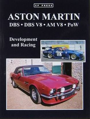 Immagine di ASTON MARTIN DBS, DBS V8, AM V8, PoW Development and Racing