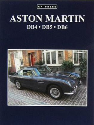 Picture of ASTON MARTIN DB4 DB5 DB6