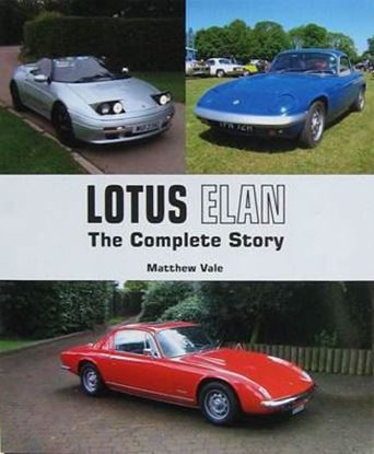 Immagine di LOTUS ELAN THE COMPLETE STORY