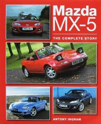 Immagine di MAZDA MX-5 THE COMPLETE STORY