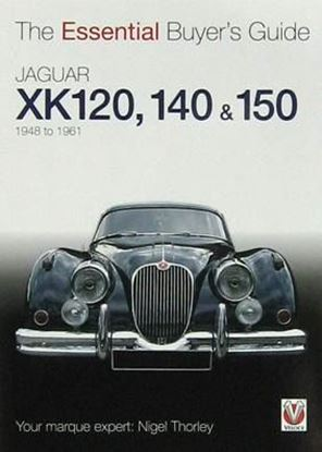 Picture of JAGUAR XK 120, 140 & 150 1948 to 1961: THE ESSENTIAL BUYER'S GUIDE