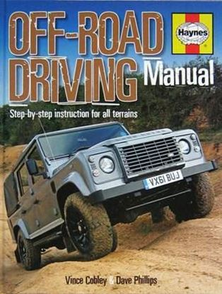 Immagine di OFF-ROAD DRIVING MANUAL STEP-BY-STEP INSTRUCTION FOR ALL TERRAINS