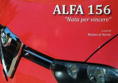 Picture of ALFA 156: NATA PER VINCERE