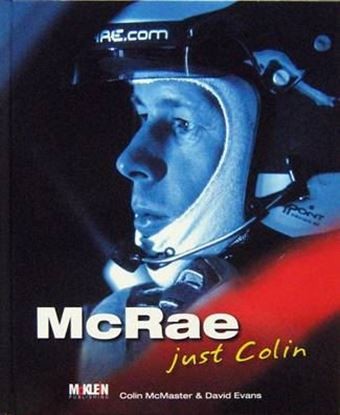 Picture of McRAE: JUST COLIN