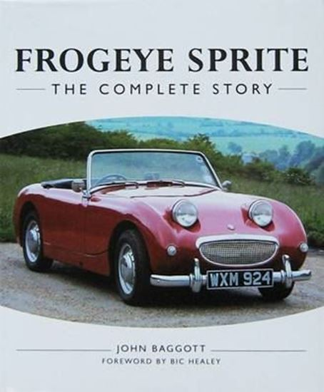 Picture of FROGEYE SPRITE: THE COMPLETE STORY