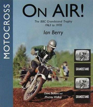 Picture of MOTOCROSS ON AIR! THE BBC GRANDSTAND TROPHY 1963 TO 1970