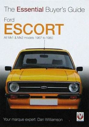 Immagine di FORD ESCORT ALL MK1 & MK2 MODELS 1967 to 1980 THE ESSENTIAL BUYER'S GUIDE