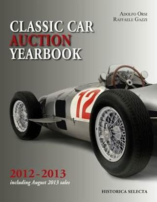 Picture of CLASSIC CAR AUCTION 2012-2013 YEARBOOK