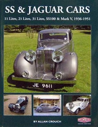 Picture of SS & JAGUAR CARS 1936-1951