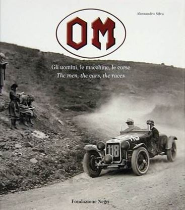 Picture of OM: GLI UOMINI LE MACCHINE LE CORSE/THE MEN THE CARS THE RACES