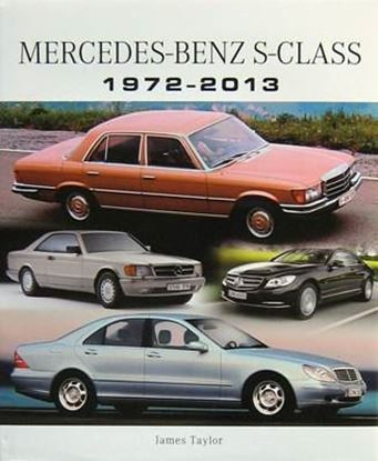 Picture of MERCEDEDS BENZ S-CLASS 1972-2013