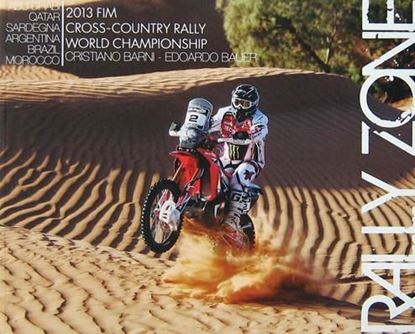 Immagine di RALLY ZONE 2013 FIM CROSS-COUNTRY RALLIES WORLD CHAMPIONSHIP